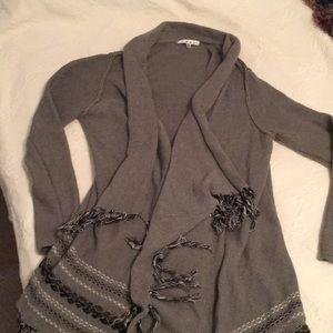 Ladies cozy sweater